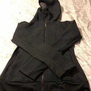 Infrared jacket under Armour